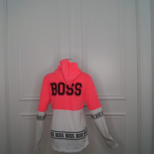 Back Boss longsleeve top
