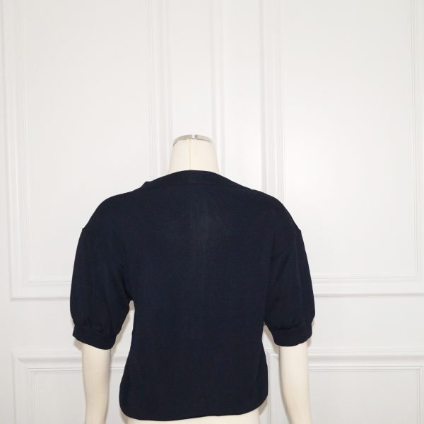 Back Chanel Top