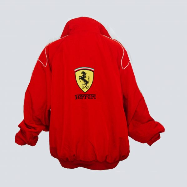 Back Ferrari Jacket