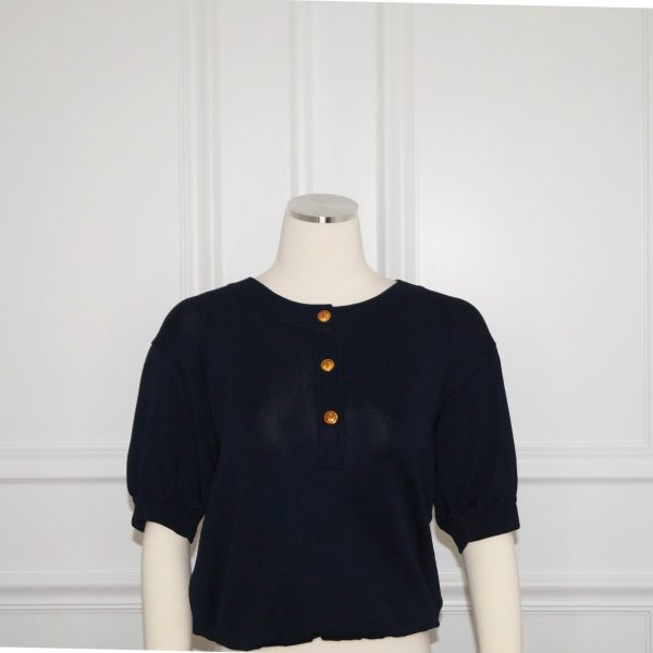 Chanel Front Top