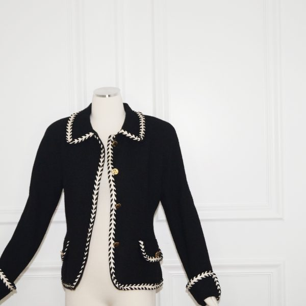 Chanel Jacket Front
