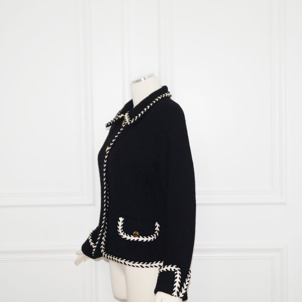 Chanel Side Jacket