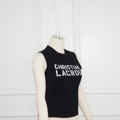 Christain Lacroix side