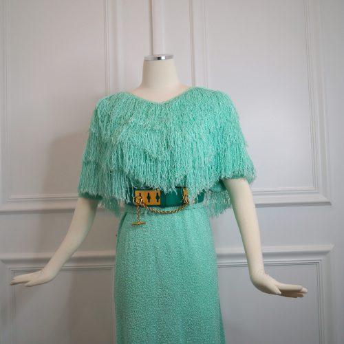 French Rag Dress