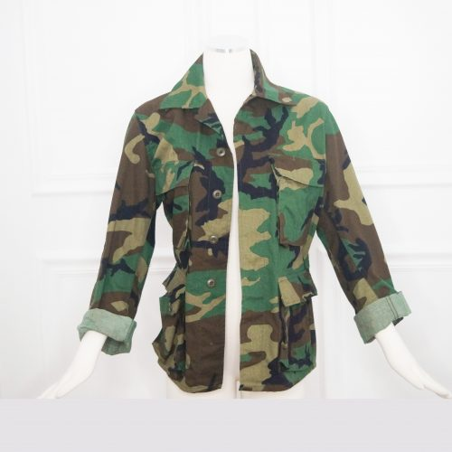 Front Army Jacket