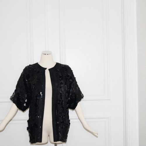 Front Sequin jacket