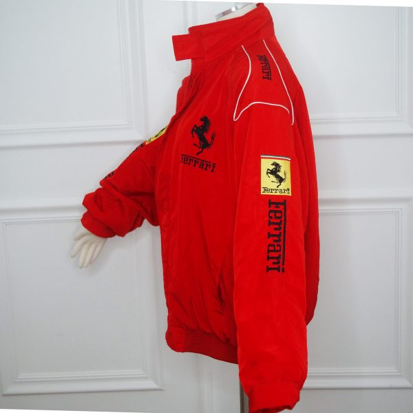 Side Ferrari Jacket