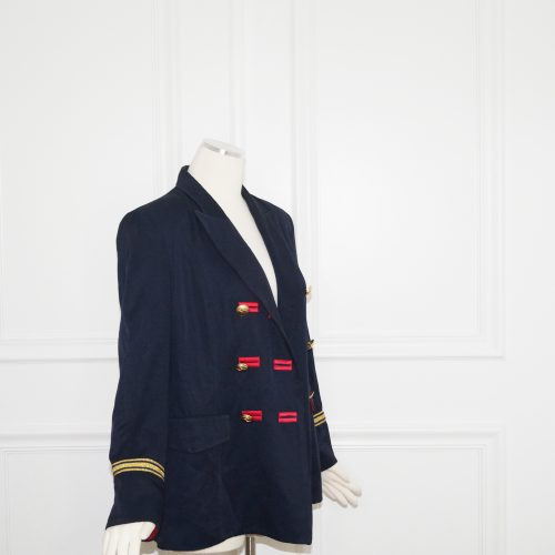 Side Sailor Jacket