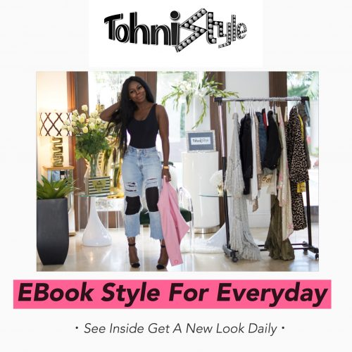 Tohnistyle Style guide