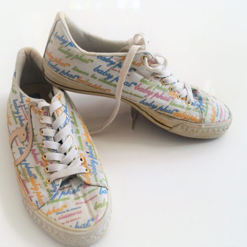 Vintage Baby Phat sneakers
