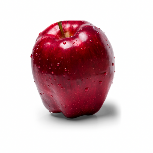 Faux Red Apples Home Decor